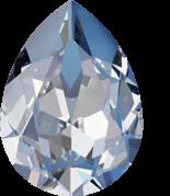 Crystal Ocean Delite 14x10mm