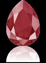 Crystal Royal Red 18x13mm