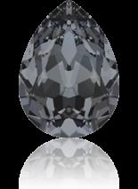 Crystal Silver night F 18x13mm