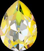 Crystal Sunshine Delite 14x10mm