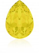 Yellow Opal F 14x10mm