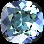 Crystal Bermuda Blue F 10mm