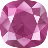 Crystal Peony Pink 10mm