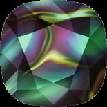 Crystal Rainbow Dark F 10mm
