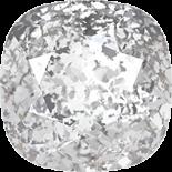 Crystal Silver Patina F 10mm