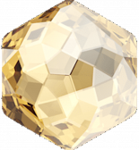 Crystal Golden Shadow F 7.8x8.7mm