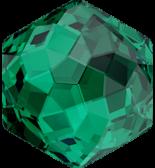 Emerald F 7.8x8.7mm