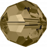 Crystal Bronze Shade 6mm