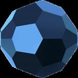 Crystal Metallic Blue FC 8mm
