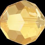 Crystal Metallic Sunshine 6mm