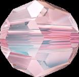 Light Rose Shimmer 8mm