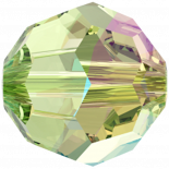 Peridot Shimmer 8mm