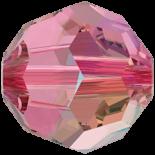 Rose Shimmer 4mm
