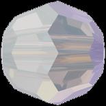 White Opal Shimmer 6mm