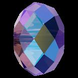 Amethyst Shimmer 2x 8mm