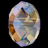 Light Colorado Topaz Shimmer 2x 6mm