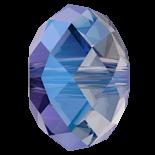 Light Sapphire Shimmer 2x 8mm