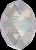 White Opal Shimmer 2x 6mm
