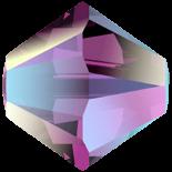Amethyst Shimmer 2X 3mm