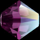 Amethyst Shimmer 5mm