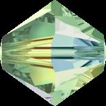 Chrysolite AB 2X 4mm