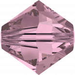 Crystal Antique Pink 3mm