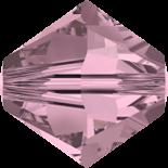 Crystal Antique Pink 5mm