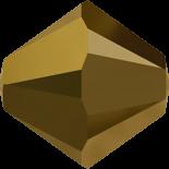 Crystal Dorado 2X 5mm