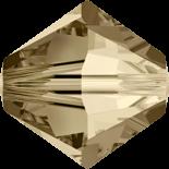 Crystal Golden Shadow 5mm