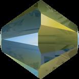 Crystal Iridescent Green 4mm