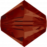 Crystal Red Magma 4mm