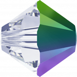 Crystal Scarabaeus Green 3mm
