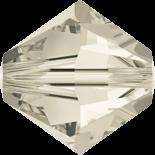 Crystal Silver Shade 6mm