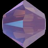 Cyclamen Opal Shimmer 5mm