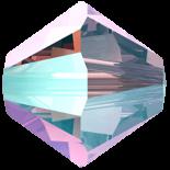 Light Amethyst Shimmer 2X 3mm