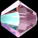 Light Amethyst Shimmer 4mm