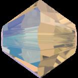 Light Colorado Topaz Shimmer 3mm