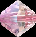 Light Rose Shimmer 4mm