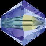 Light Sapphire AB 2X 4mm
