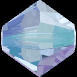 Light Sapphire Shimmer 2X 4mm
