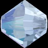 Light Sapphire Shimmer 4mm