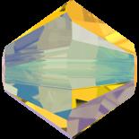 Light Topaz Shimmer 2X 3mm