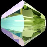 Peridot Shimmer 4mm