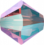 Rose Shimmer 2X 4mm