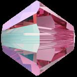 Rose Shimmer 6mm