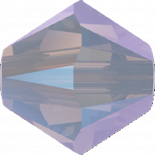 White Opal Shimmer 2X 4mm