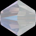 White Opal Shimmer 5mm