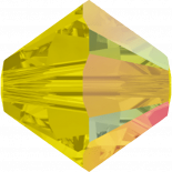 Yellow Opal AB 4mm