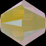 Yellow Opal Shimmer 2X 4mm