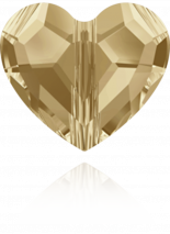 Crystal Golden Shadow 12mm